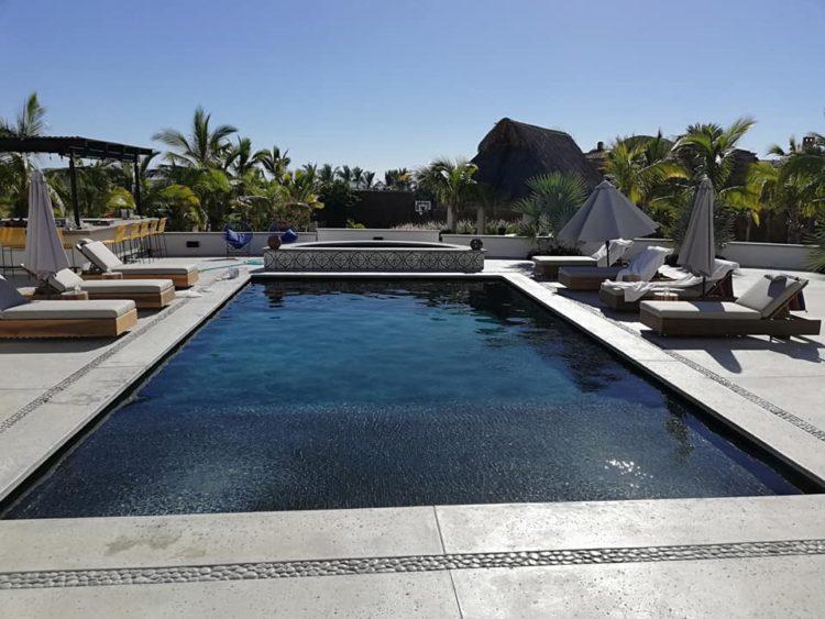 Pool Service Elias Calles