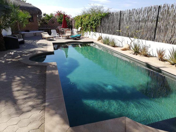 Pool Service Todos Santos